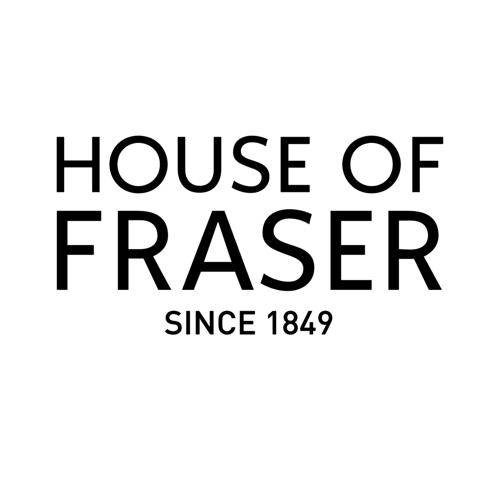 House Of Fraser - Launching October 2019