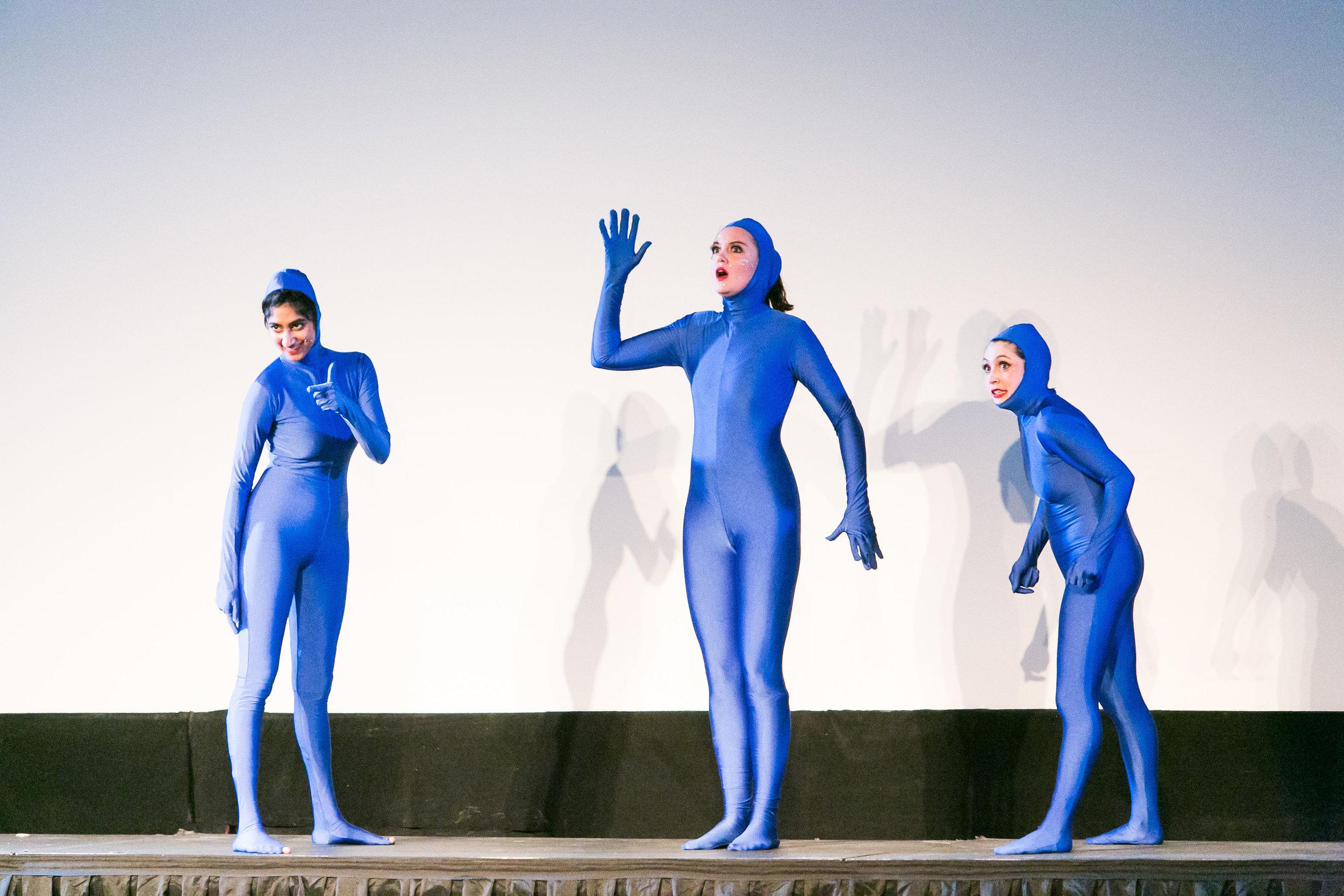 Cocoon Central Dance Team Photo: Emma Freeman Photography