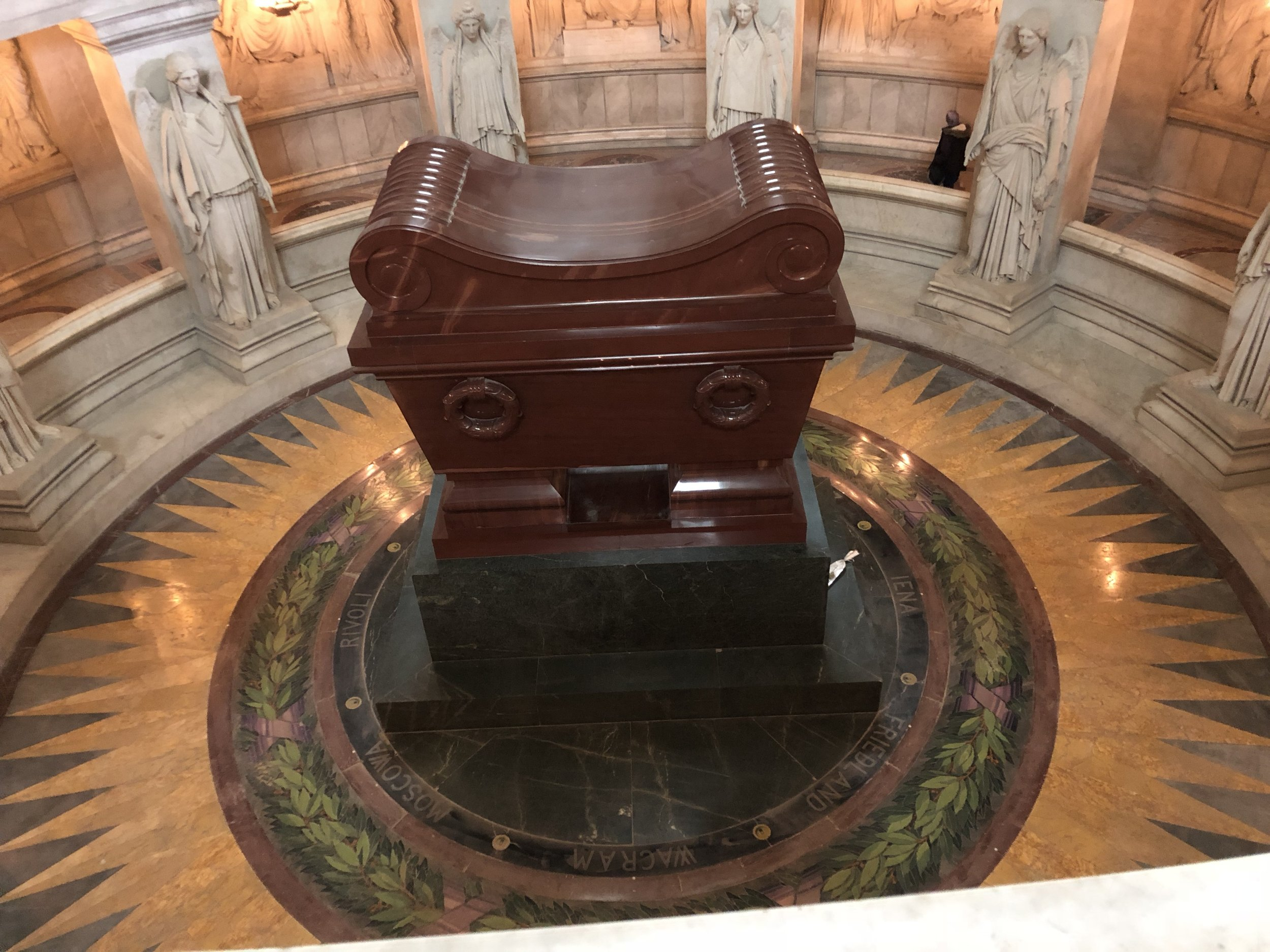 Napoleon's Tomb - Musée de l'Armée.
