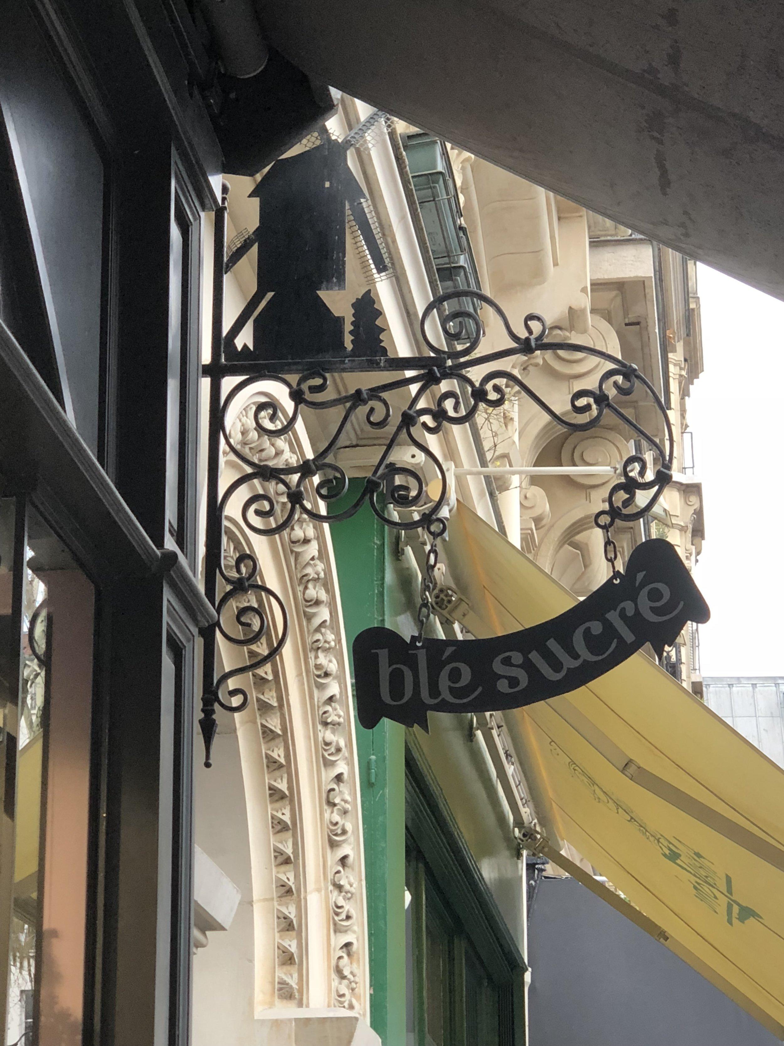 Blé Sucré -- Paris