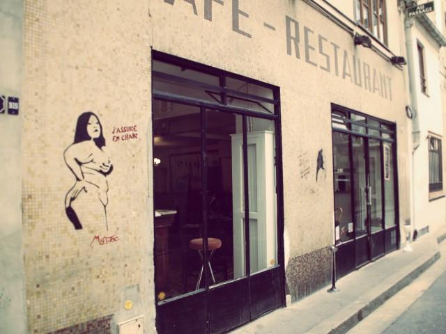 Au Passage Restaurant -- Paris.