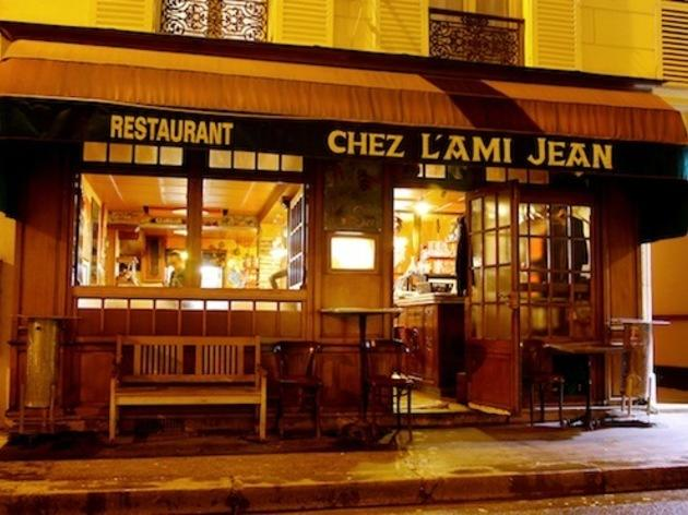 Chez L'Ami Jean. Photo Courtesy of TimeOut