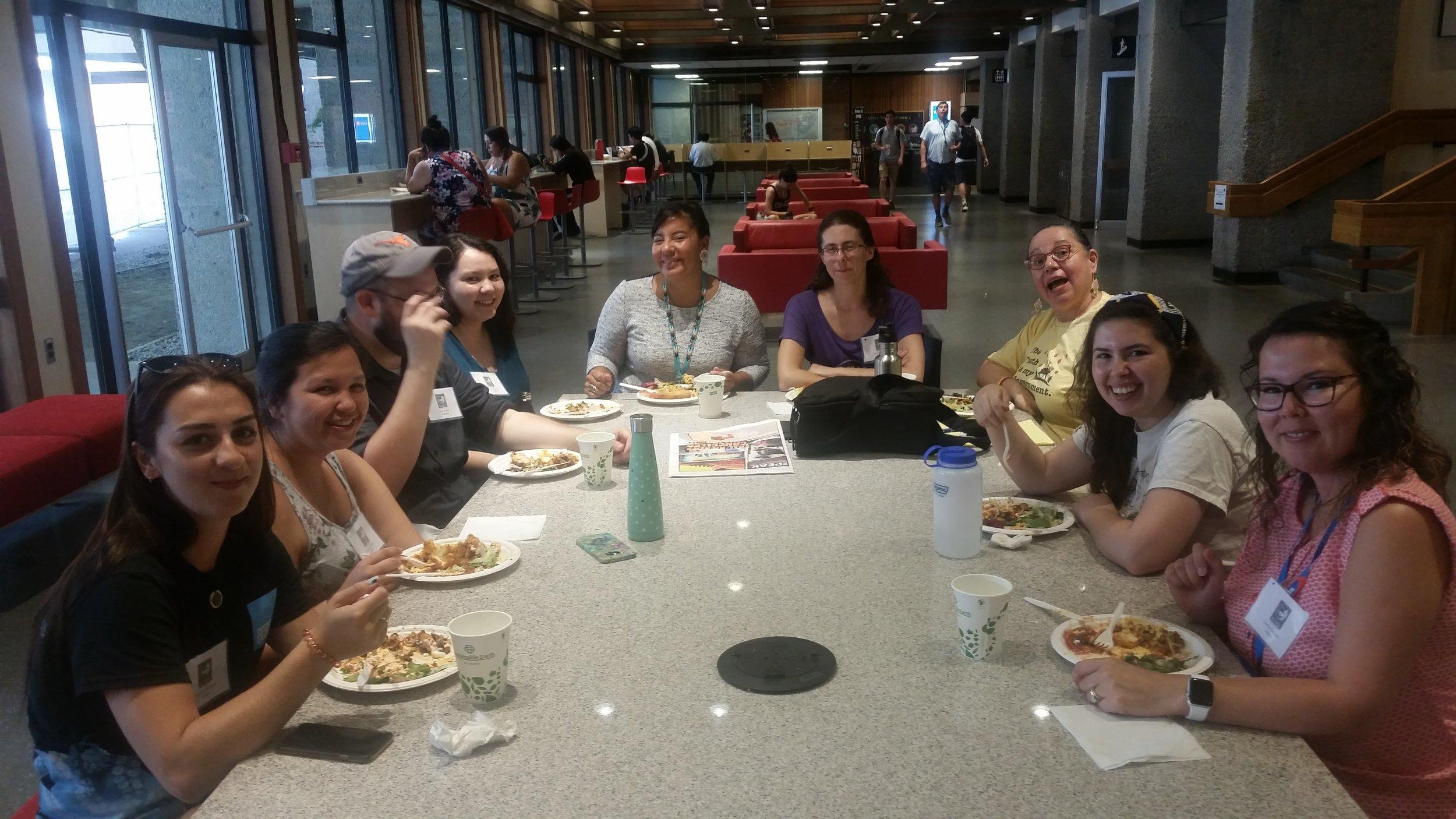 SING-Canada participants & faculty LOVE NDN Tacos.jpg