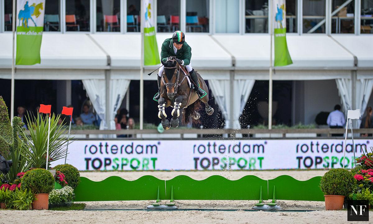 Cian at Rotterdam