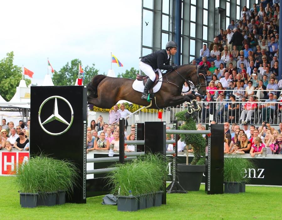 The Future of Showjumping -