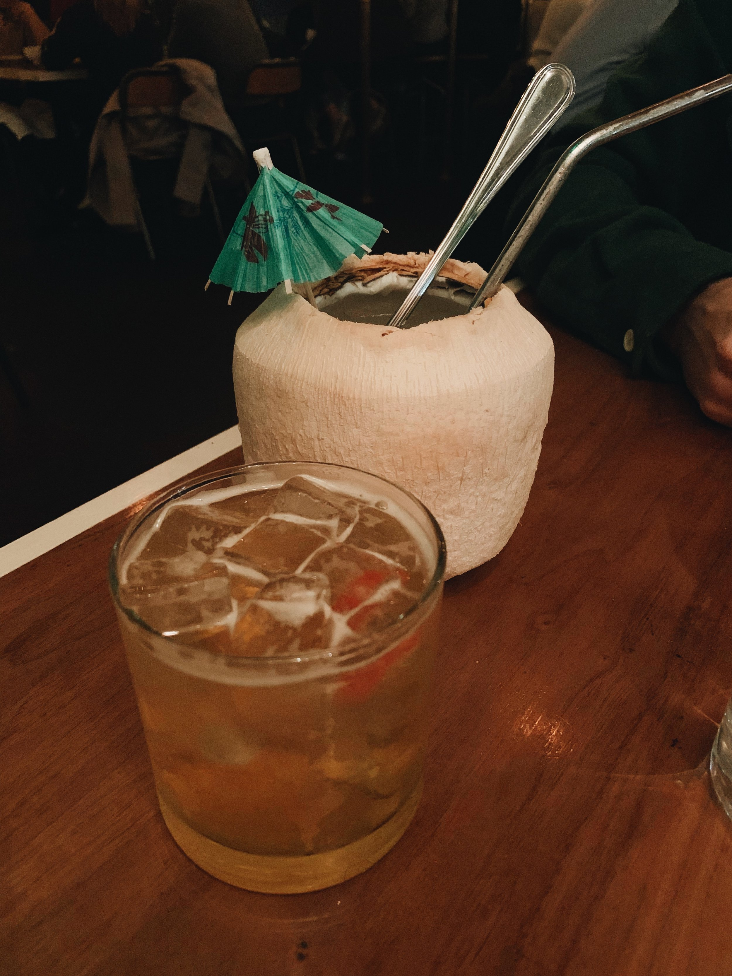 Drinks at Stateside