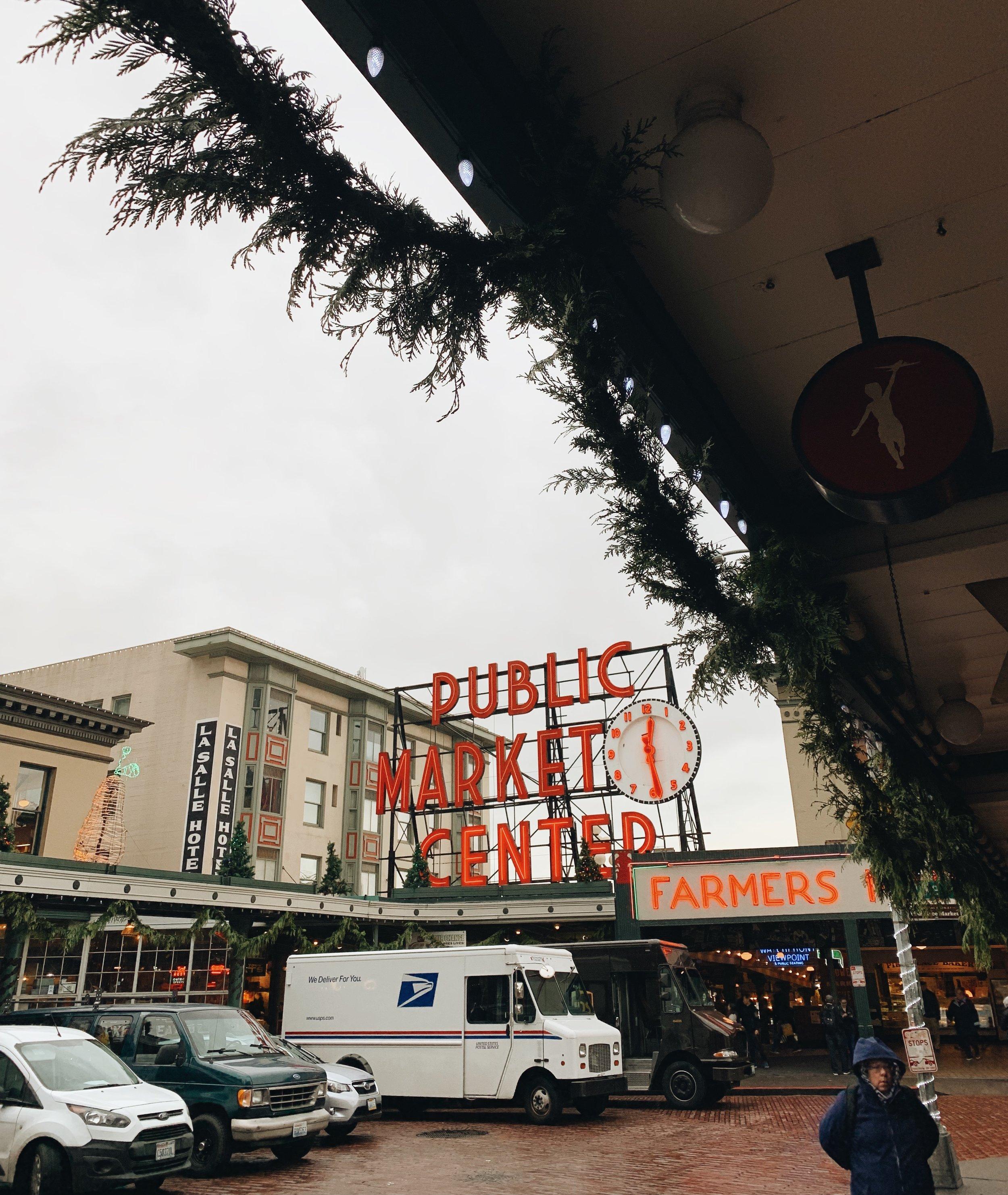 Pike Place Maket
