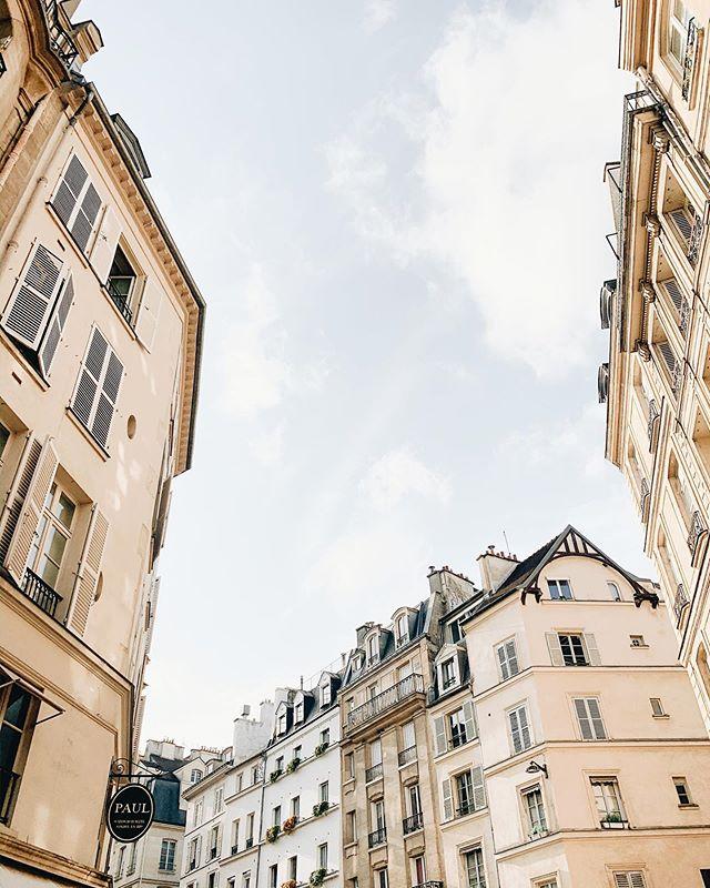 Every single street in Paris looks like magic