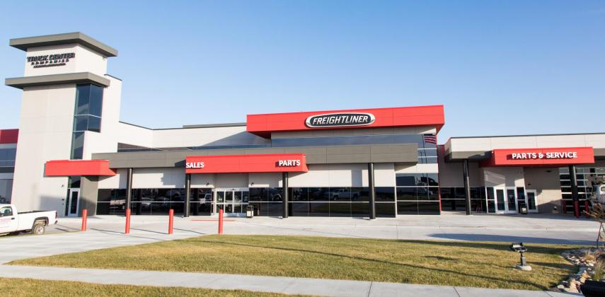 Truck Center Companies'Headquarters -