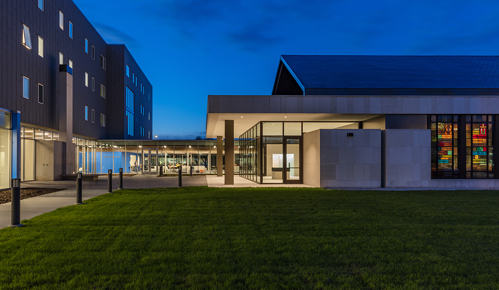 St. John Paul IINewman Center -