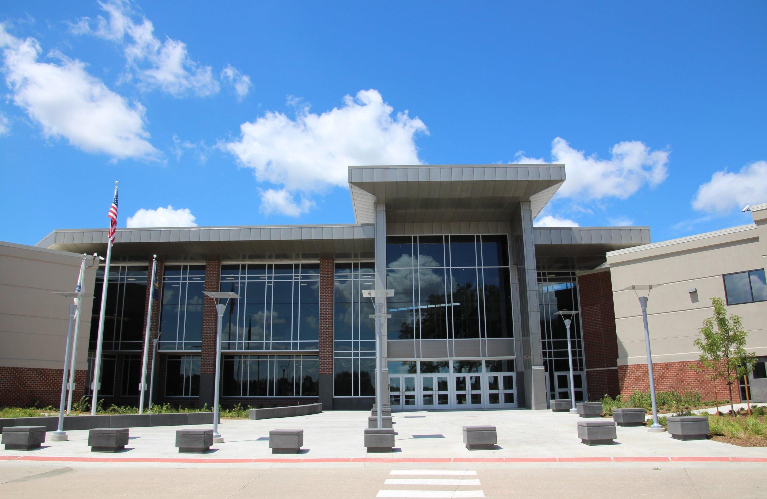 City Glass_Entrance_Millard North High School 4.jpg