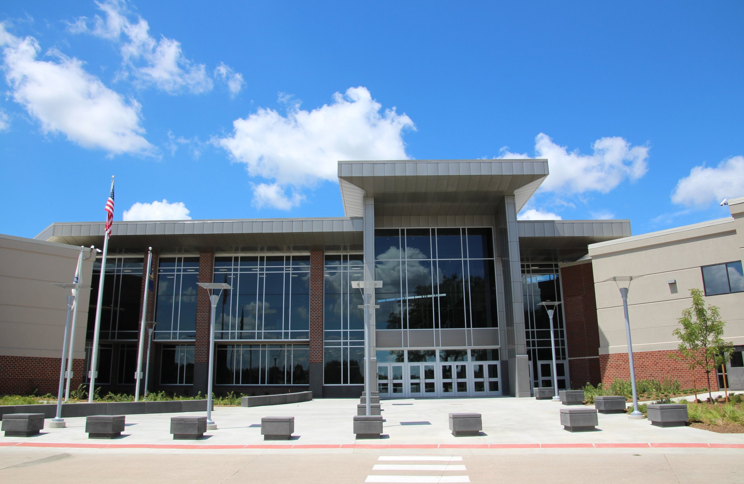 Millard North High School