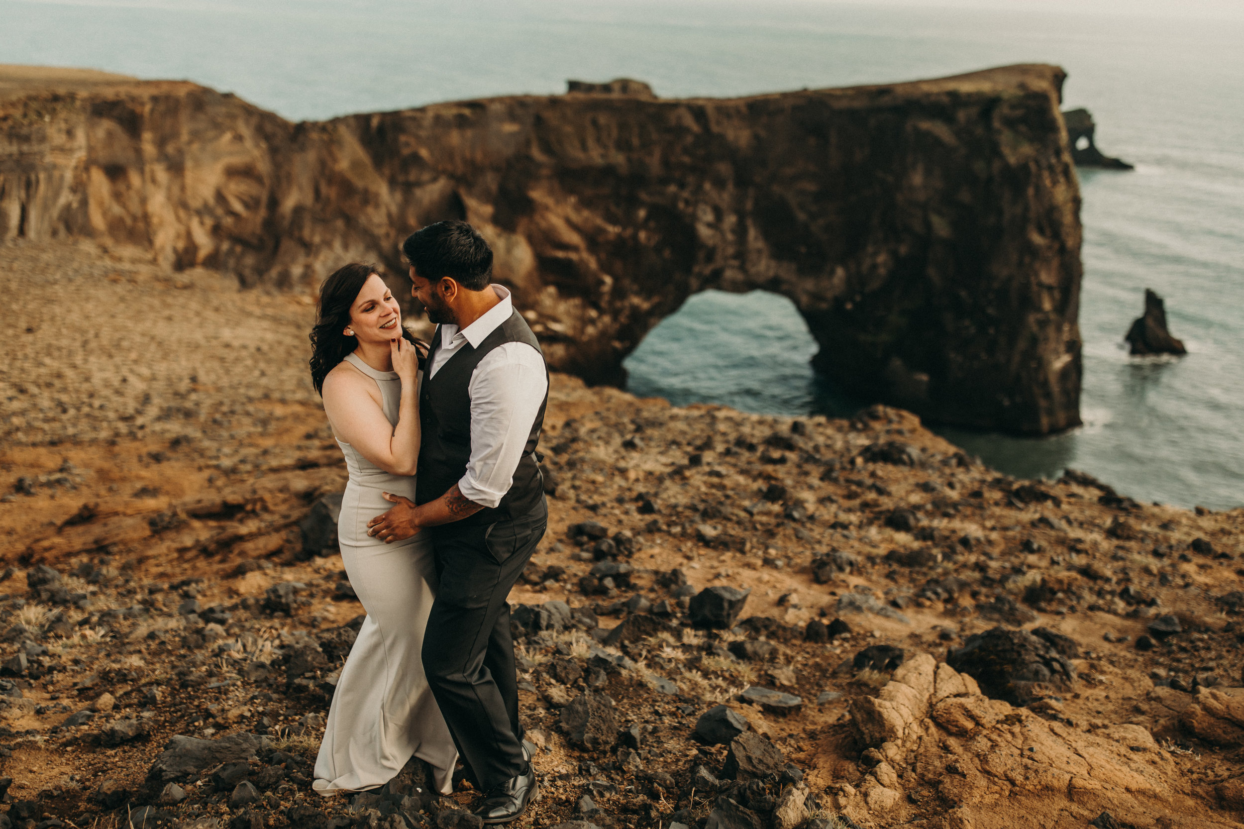 iceland-elopement-natural-arches