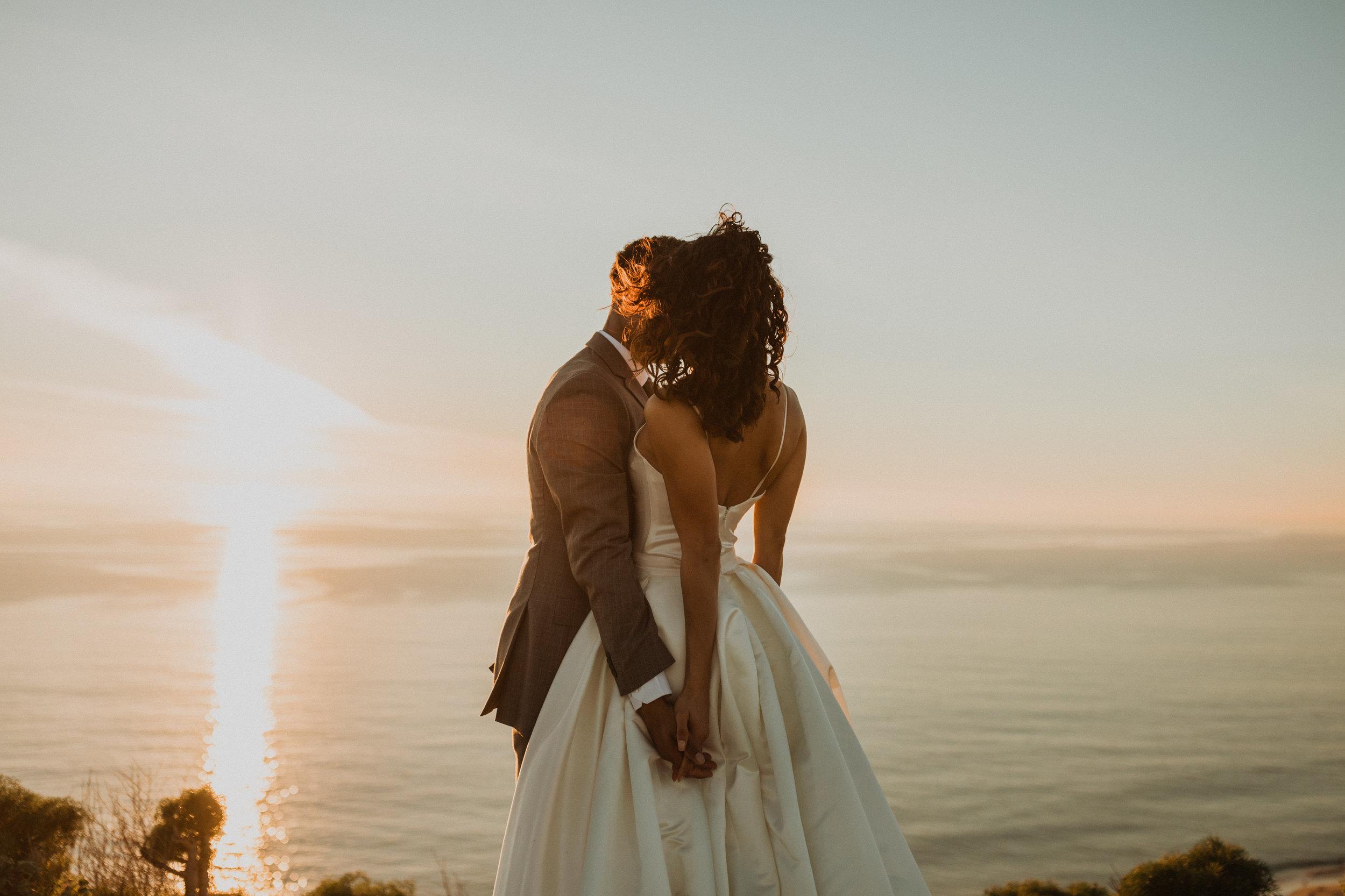Kaylee + Shaun   Malibu // INTIMATE Wedding