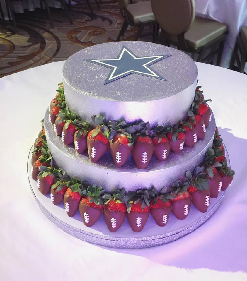 cowboys football strawberries.jpg