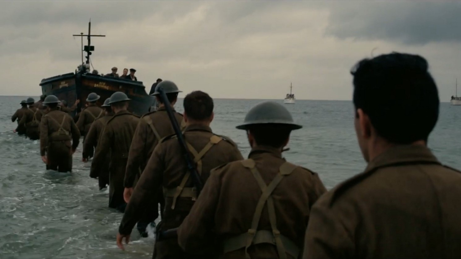 Hoyte van Hoytema   Dunkirk