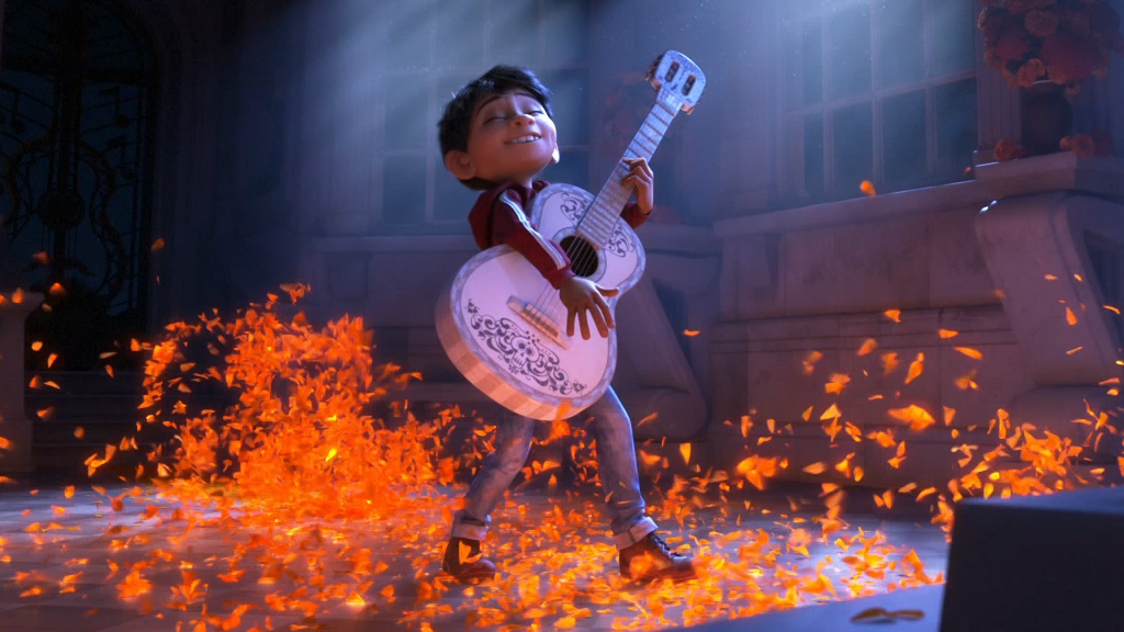 """Anthony Gonzalez   """"Remember Me"""" from Coco"""