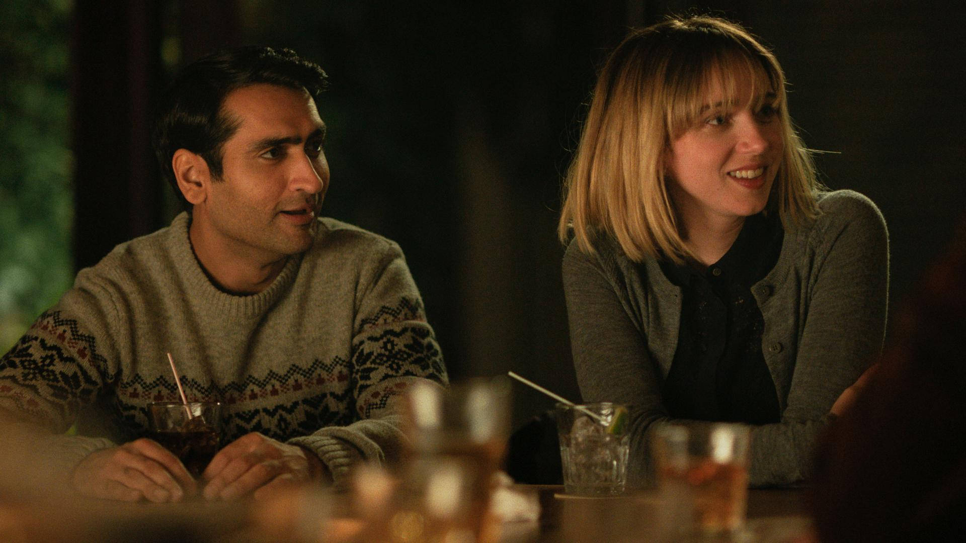 Emily V. Gordon and Kumail Nanjiani   The Big Sick