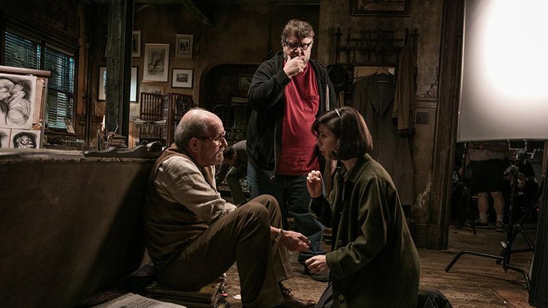 Guillermo del Toro   The Shape of Water