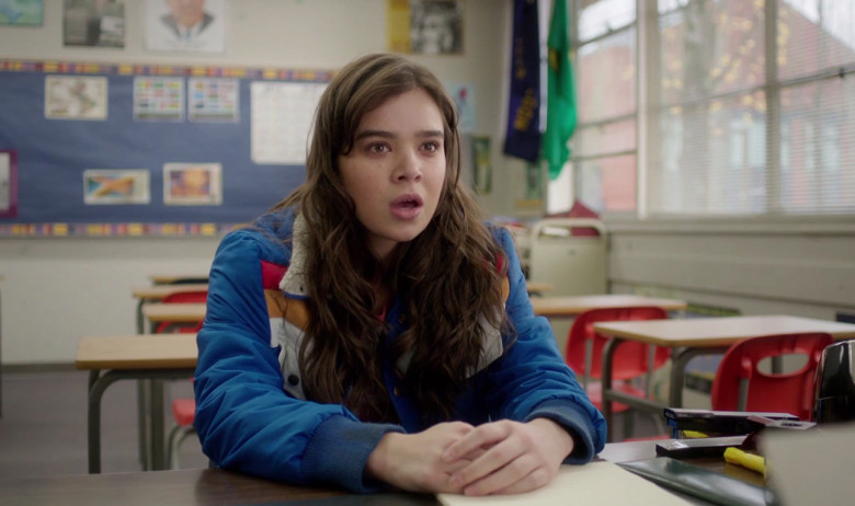 Hailee Steinfeld    The Edge of Seventeen