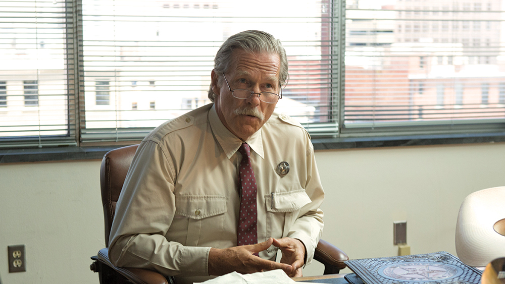 Jeff Bridges    Hell or High Water