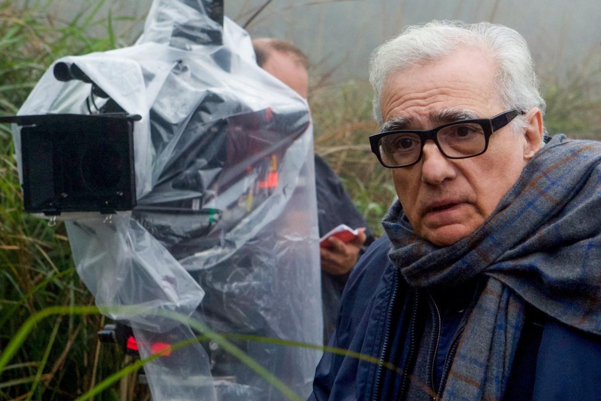 Martin Scorsese    Silence