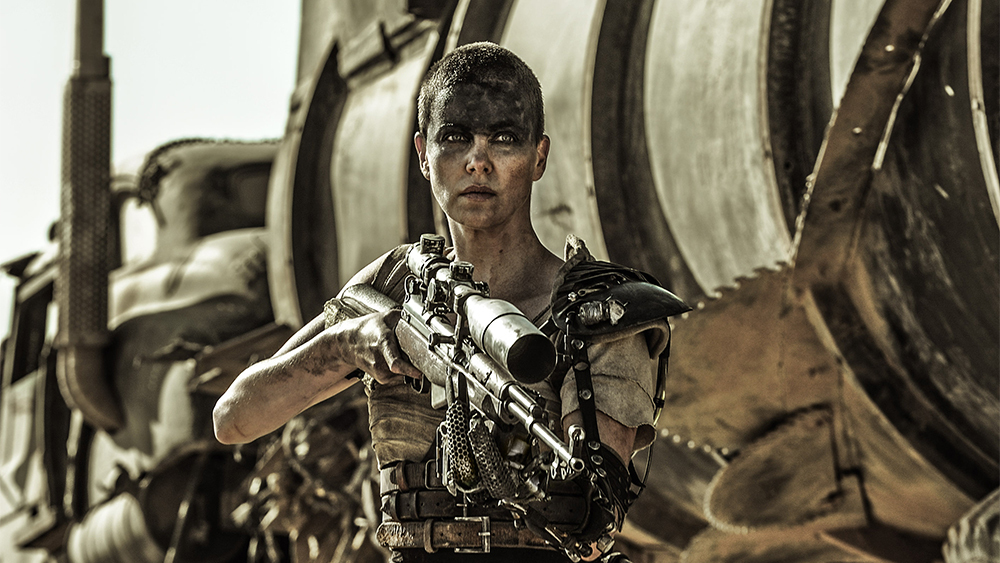 Charlize Theron   Mad Max: Fury Road