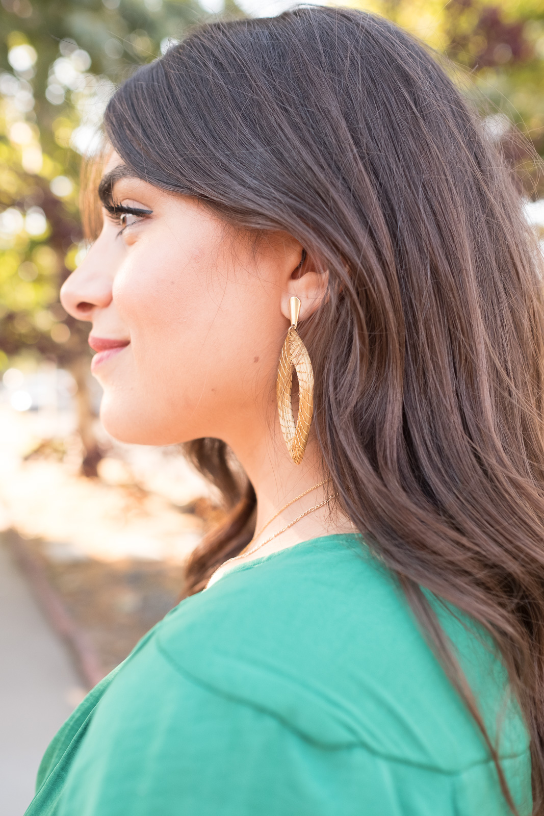 Golden Grass statement earrings.jpg