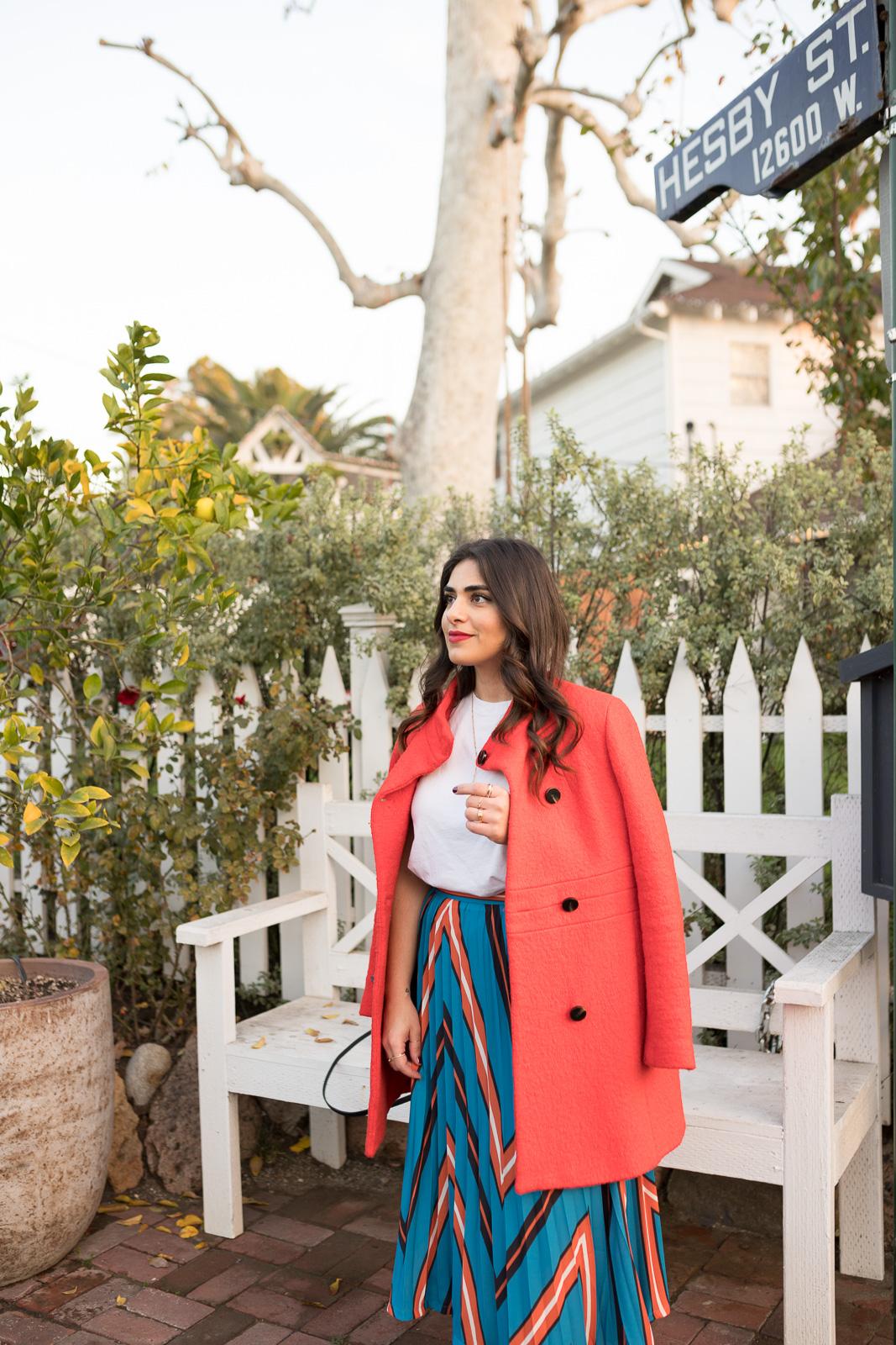 Red Coat Ann Taylor for California Winter.jpg