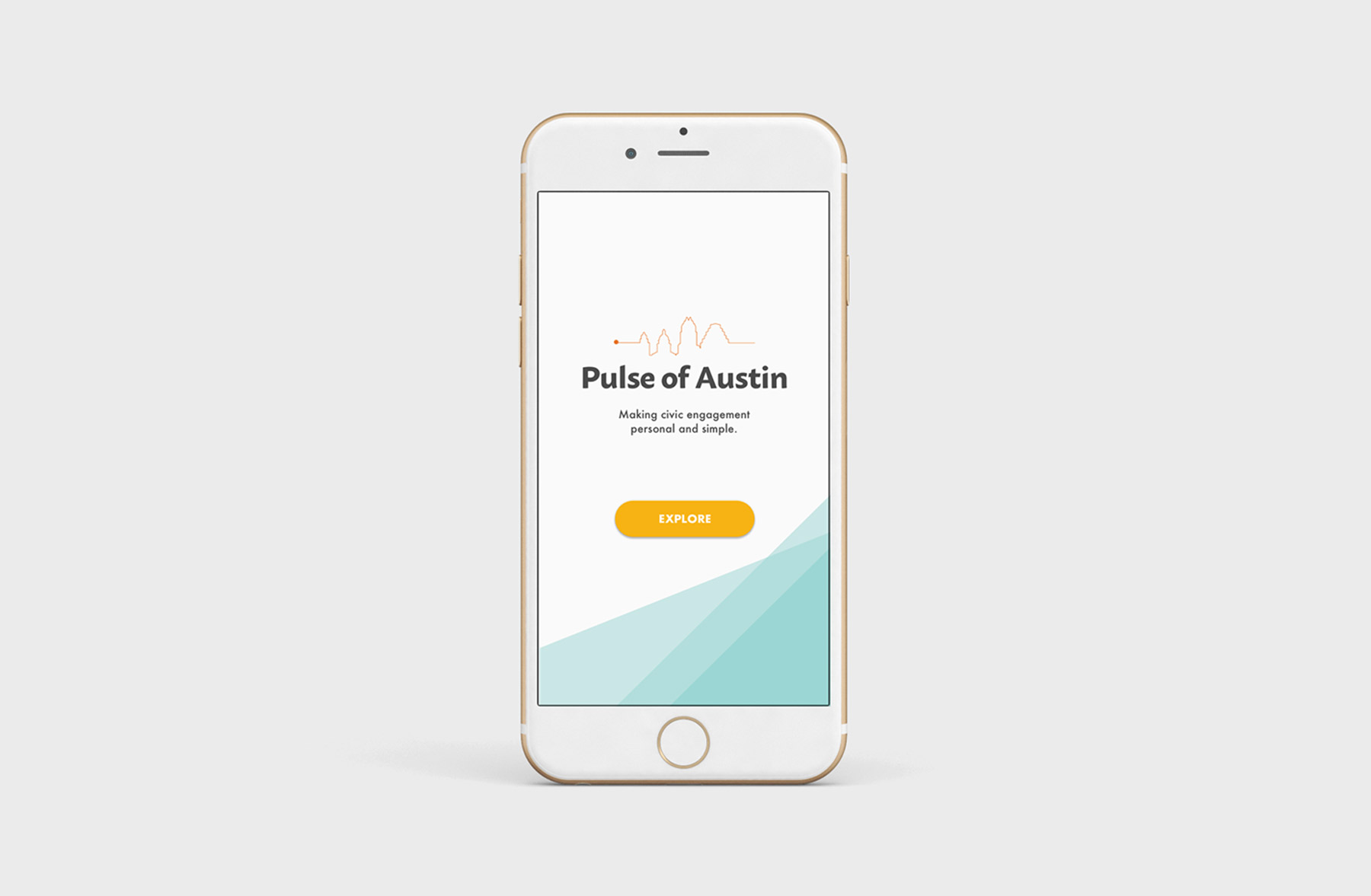 The Pulse of Austin - A mobile app to support civic engagement