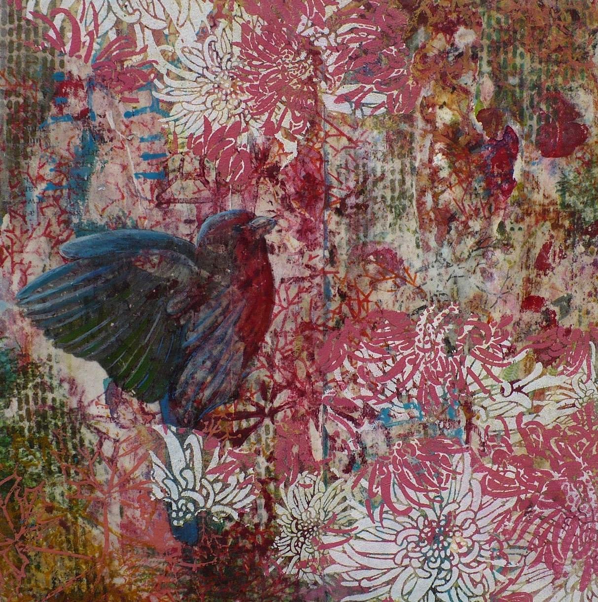 Fluttering Bird