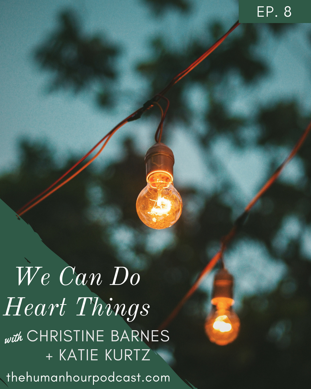 S1 E8: We Can Do Heart Things
