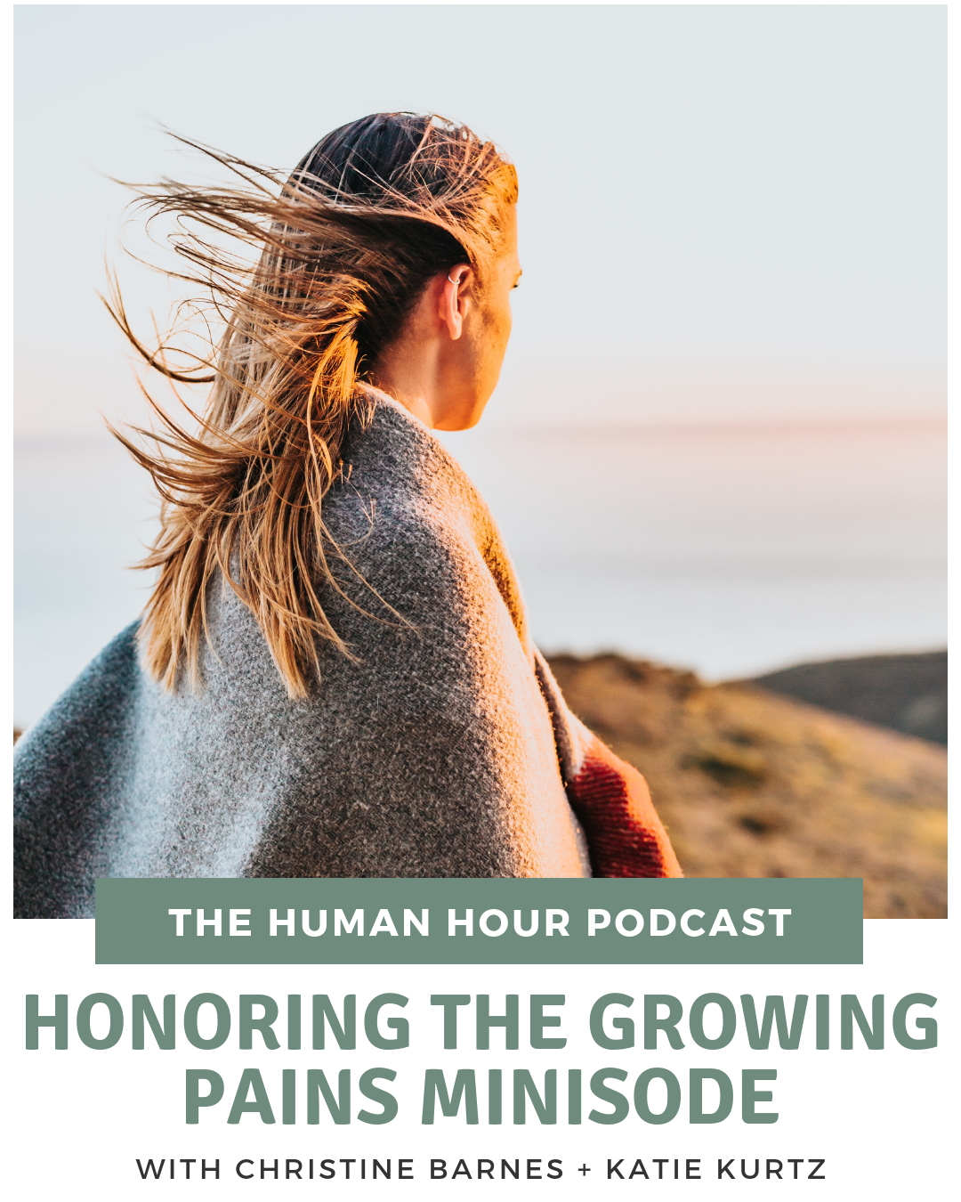 S2 E8: Honoring the Growing Pains Minisode with Christine Barnes + Katie Kurtz
