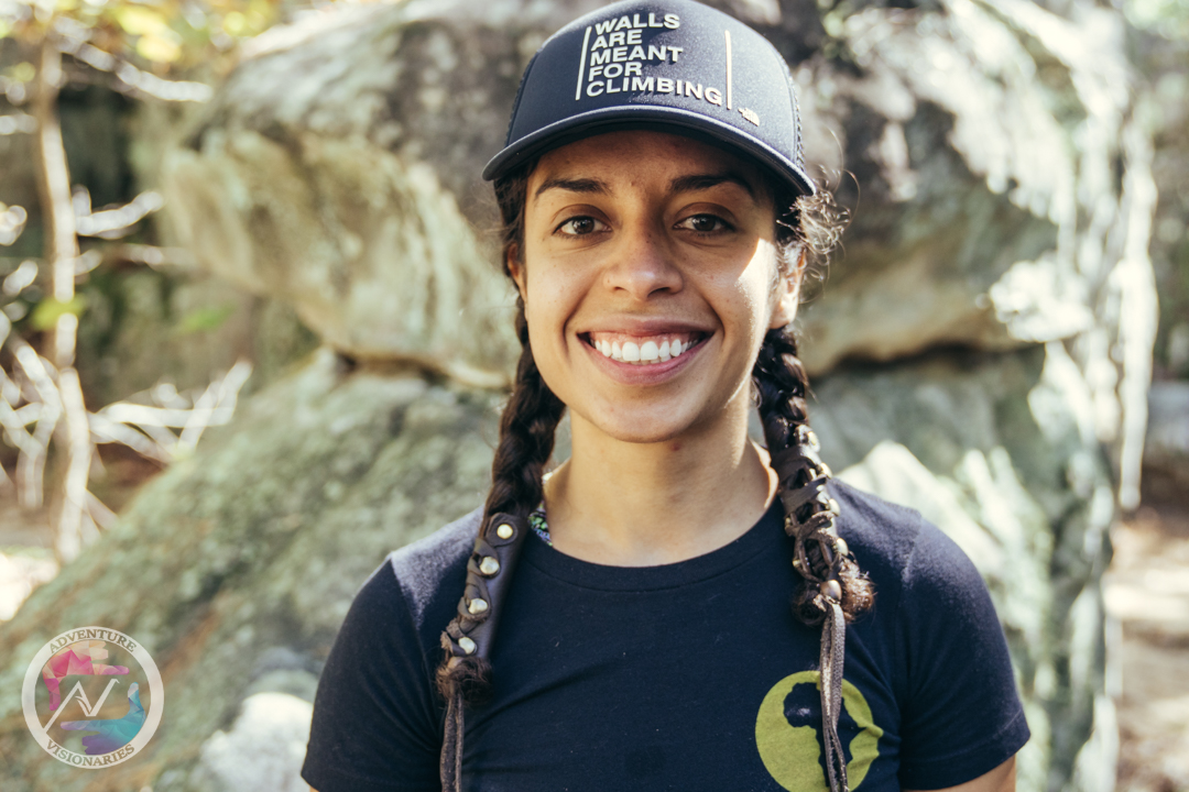 Bethany Lebewitz - Founder, Brown Girls Climb