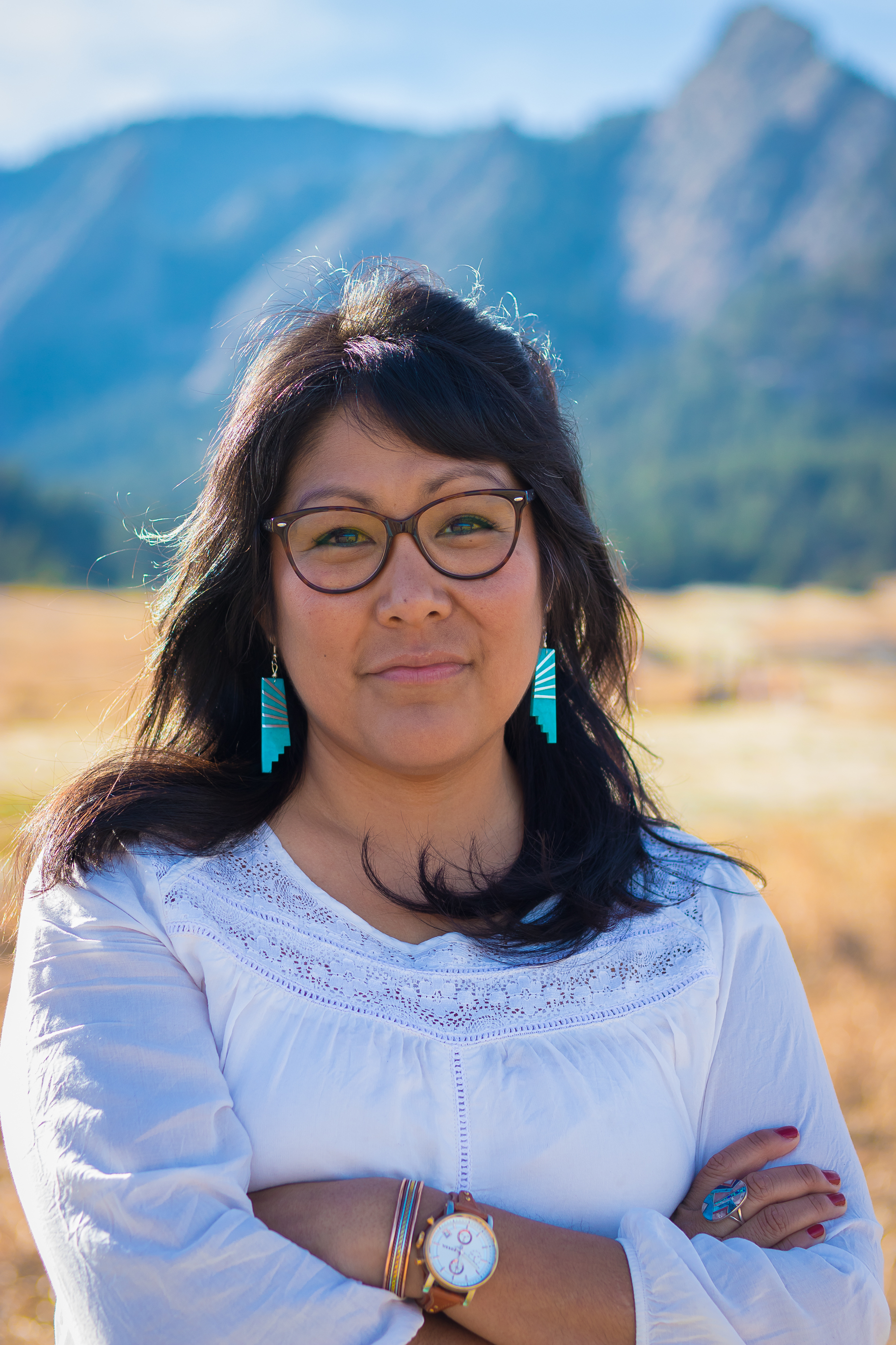 Jaylyn Gough - Founder, Native Women's Wilderness