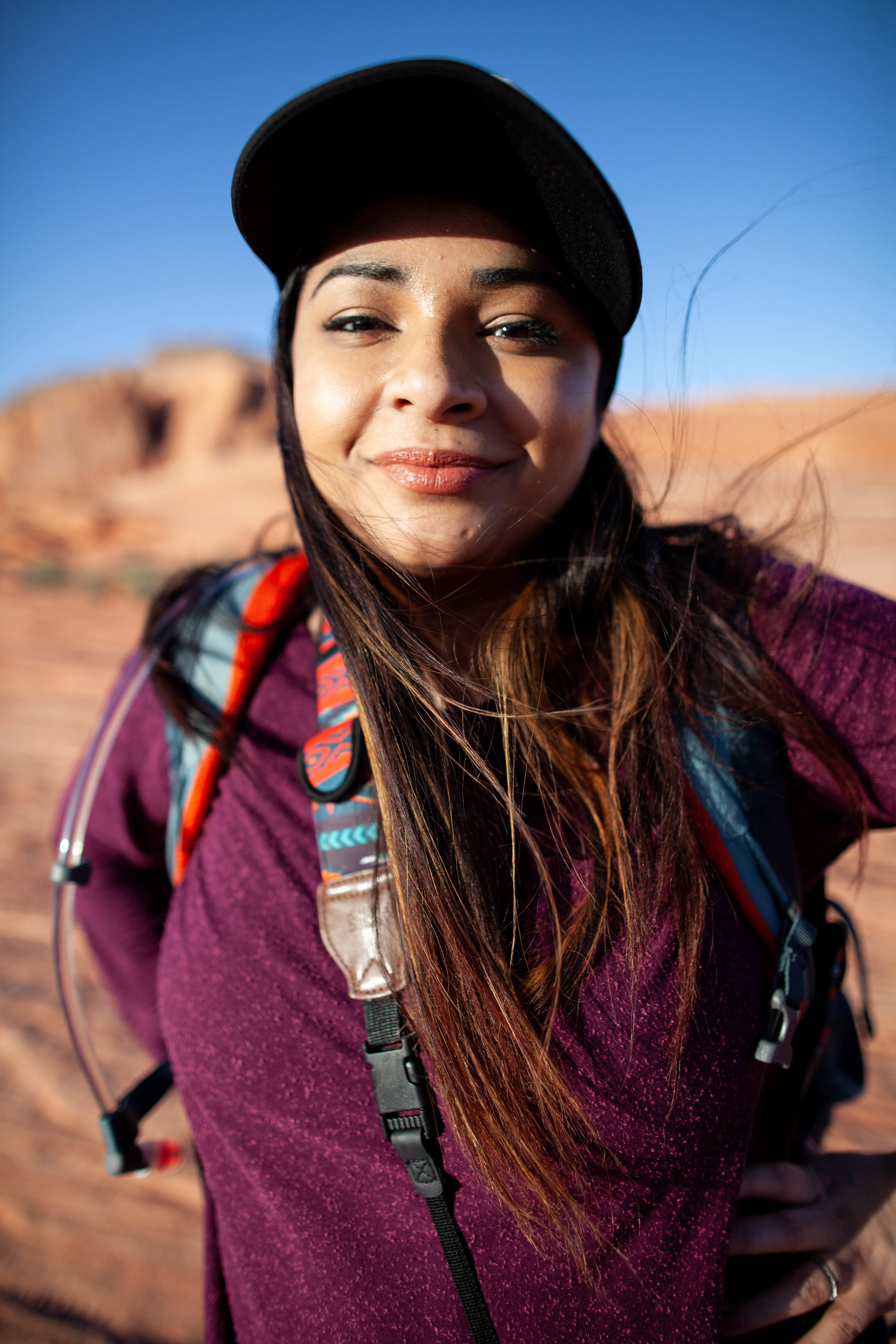 Ambreen tariq - Founder, @BrownPeopleCamping