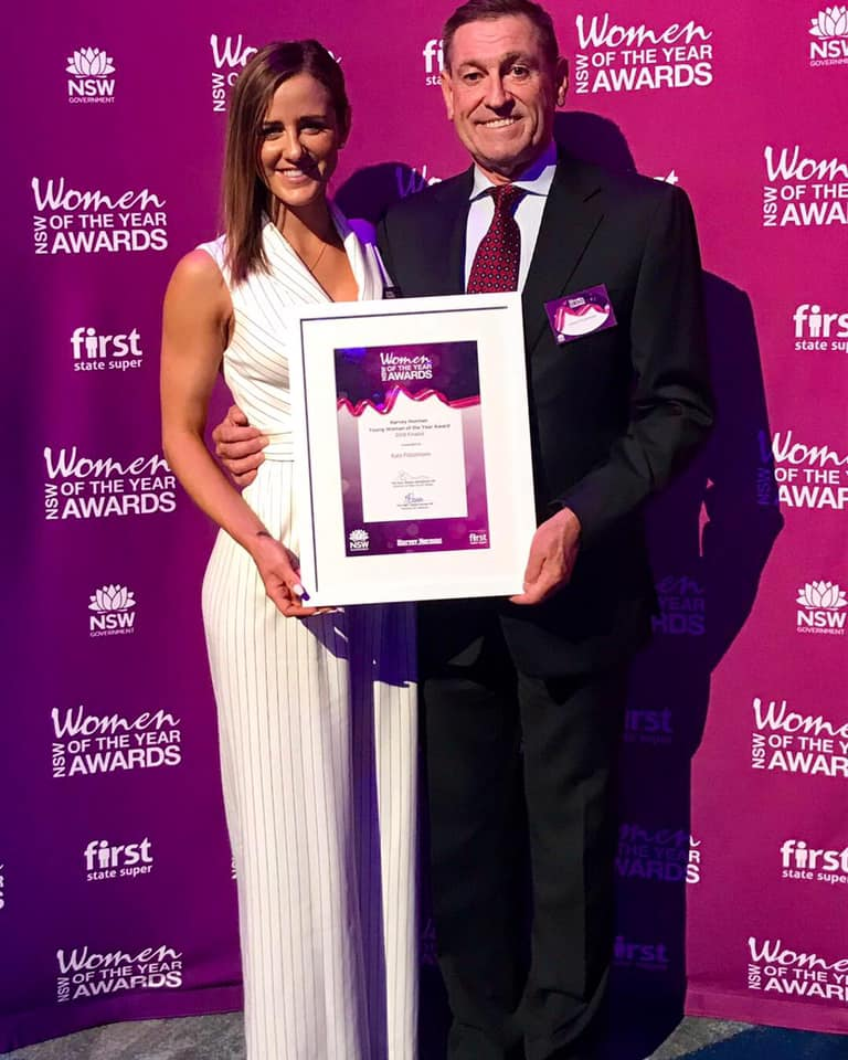 NSW Young Woman of the Year