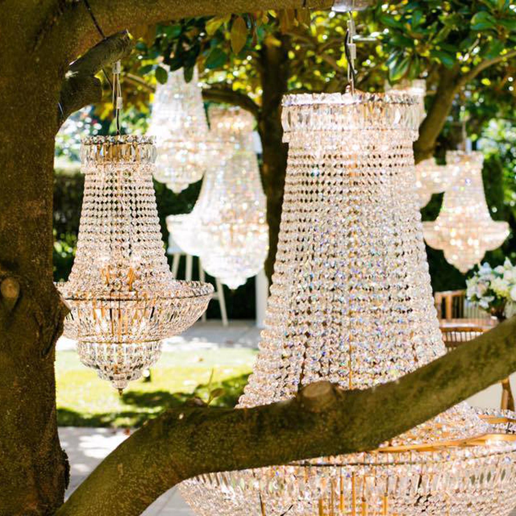 French Basket Series   Tree Installation