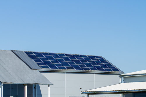 Commercial Solar Panel Systems