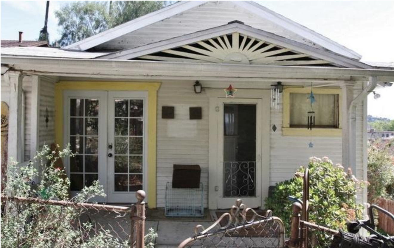 Glassell park cottage - Located in Glassell park3 bed rooms 2.75 bathsOne car garage with big front yard. Price range will be between $799,000-$840,000.Currently 2 bed /1.75 bath. Built in 1925. Beautifully remodeled 2 bed 2 bath home with awesome views. Has a bonus 1 bed 1 bath unit below that can be used as an office, guest suite, or rented out. Approx 1100 sf total (sf differs from assessor). Finished 1 car garage off street with windows can be used as a studio. Multi level garden leads to home. Additional parking on side of property. Truly a unique property.COMING SOON AROUND 12/2018