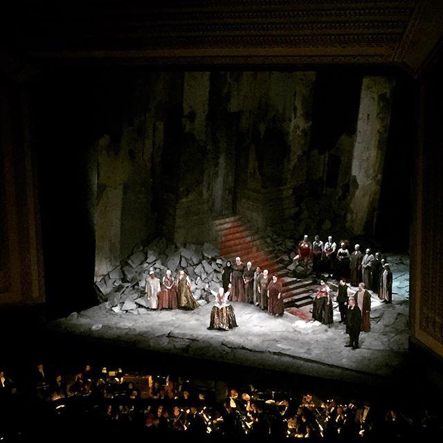 mamma mia was amazing!!!!!!!!!!!! #opera #elektra