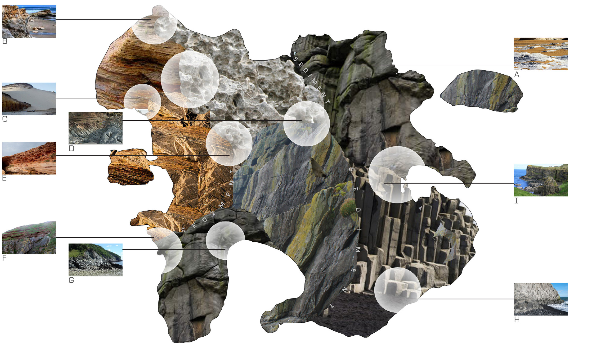 Figure 5: Geology. (Fletcher Studio, 2011).