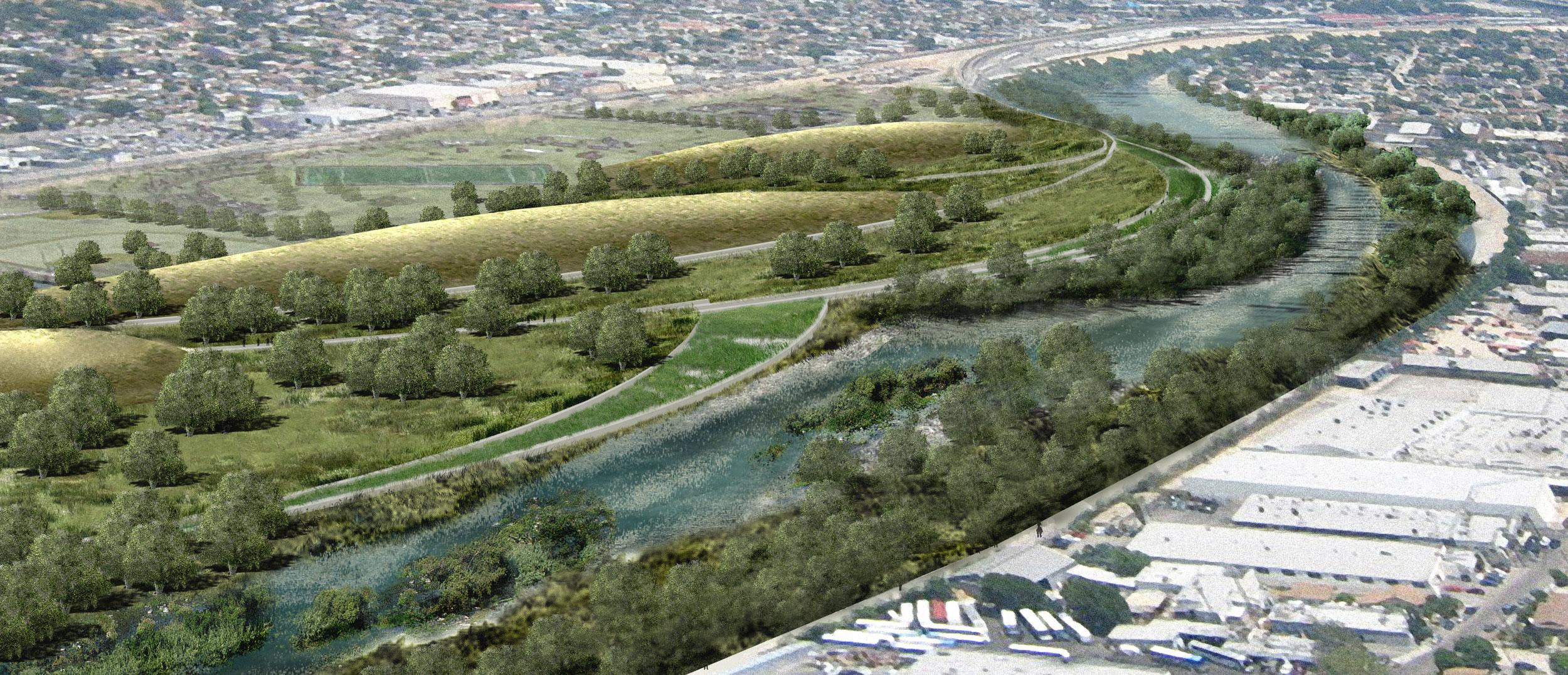 Los Angeles River Master Plan - Los Angeles, CA