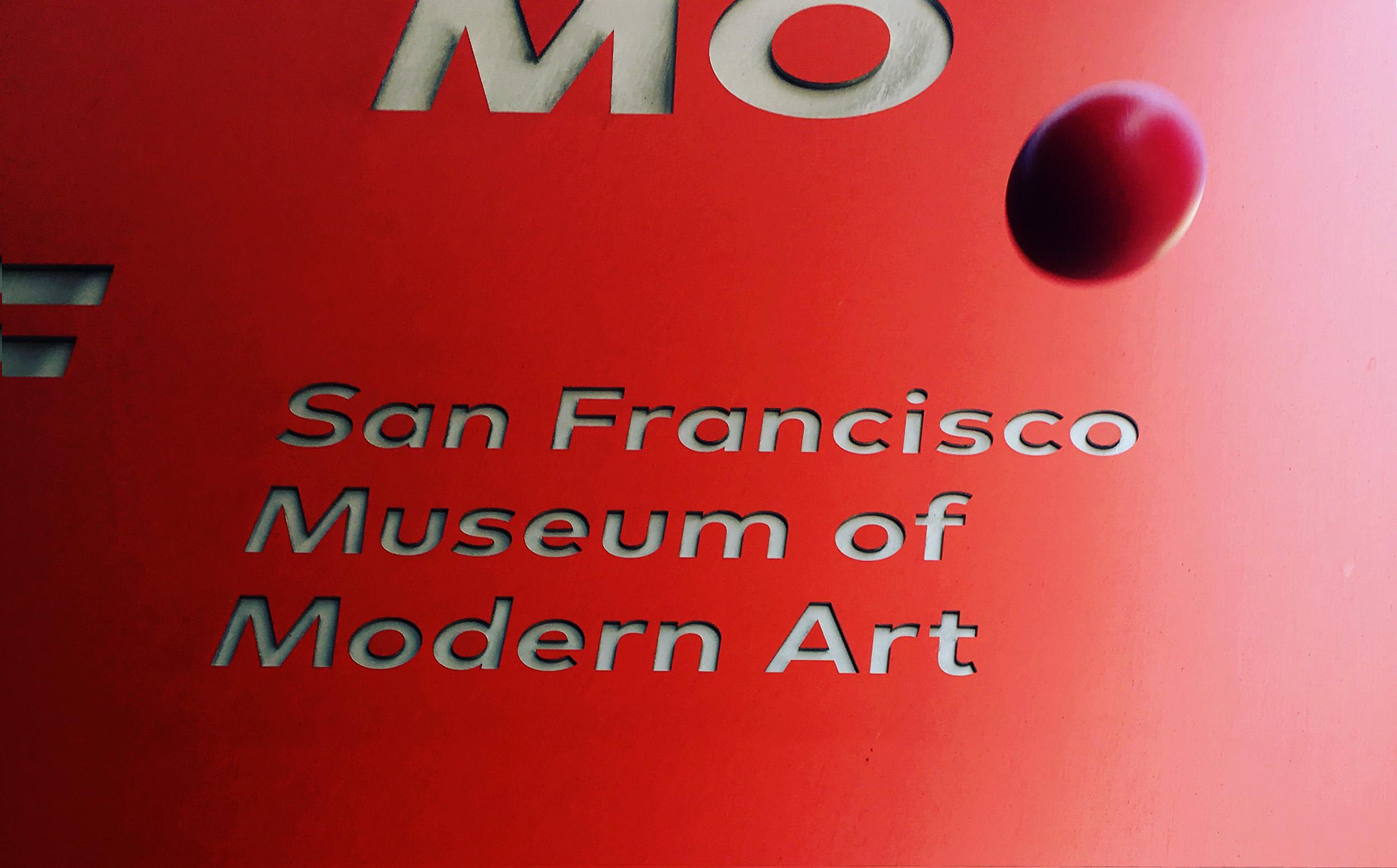 Noguchi Hoops - SFMOMA - San Francisco