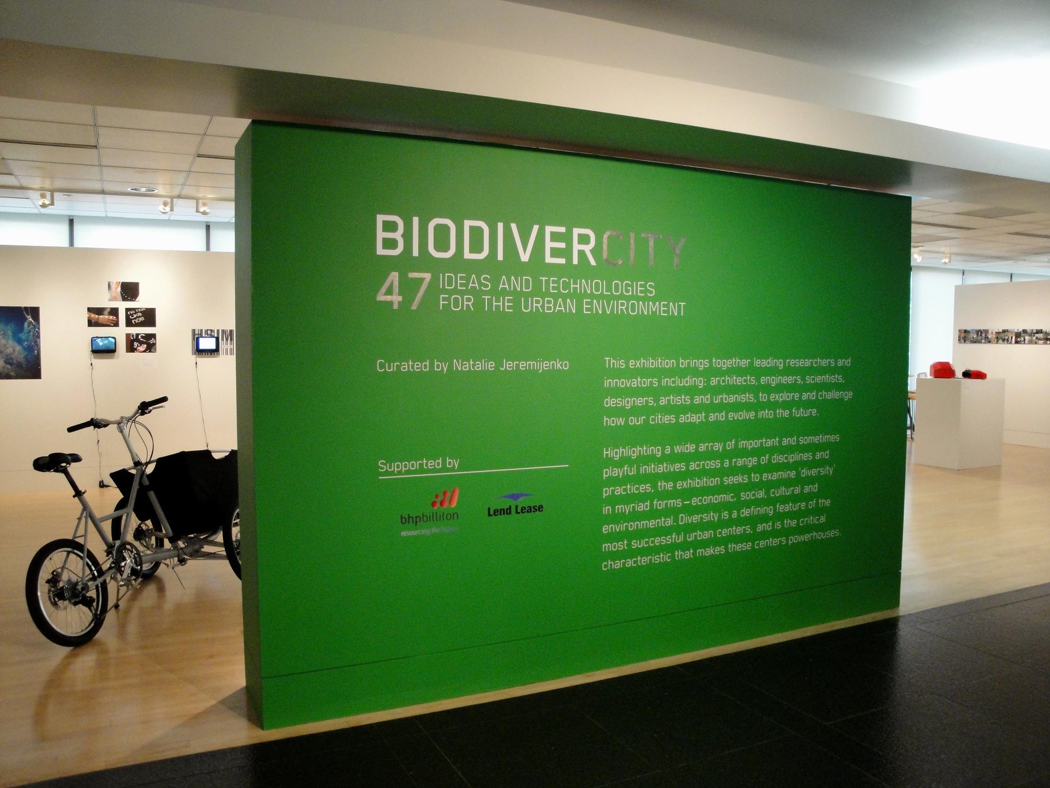 BiodiverCity - Embassy of Australia - Washington D.C.