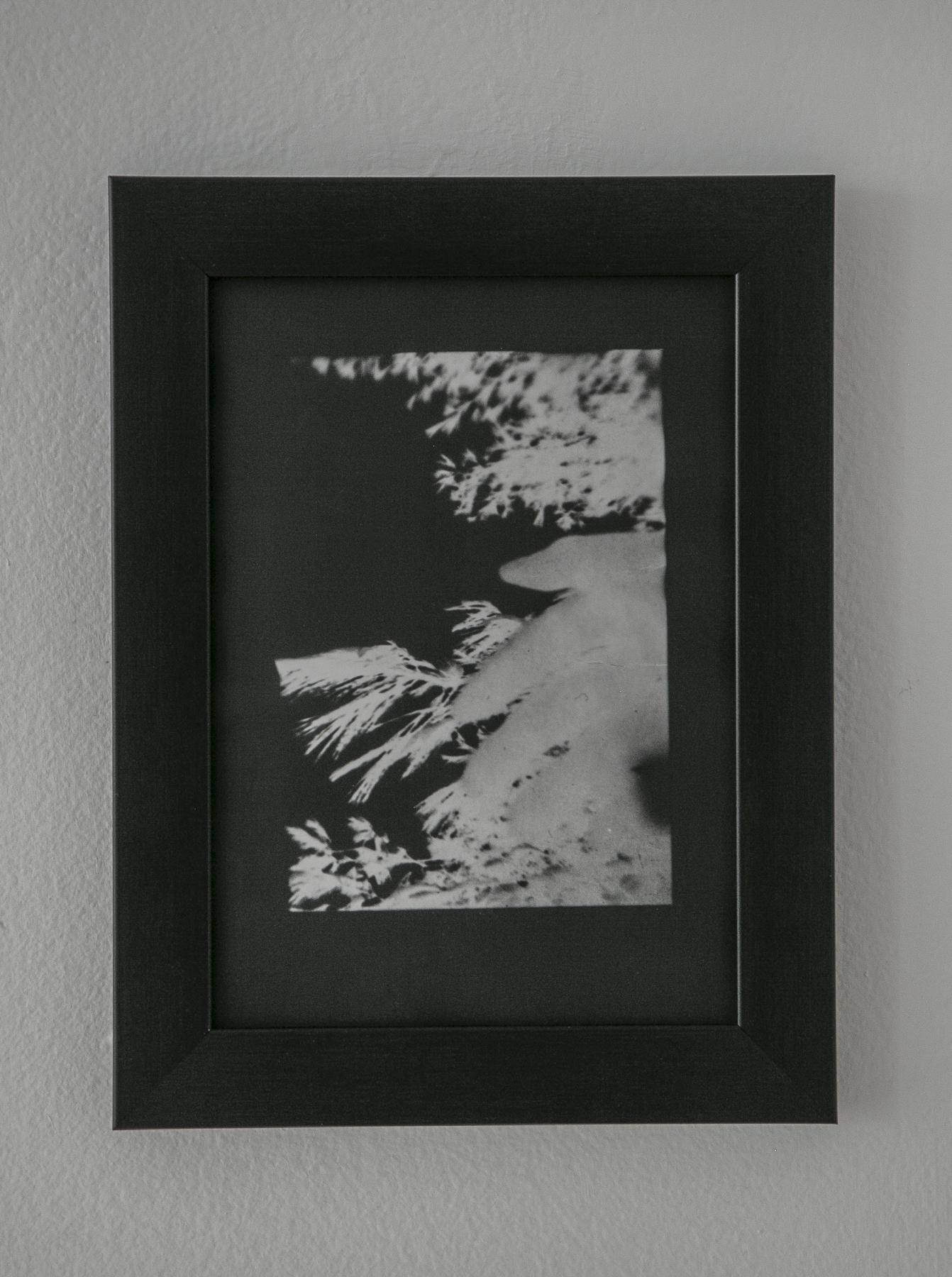 Kioto Aoki, Lost Negative, Silver gelatin prints, 2019