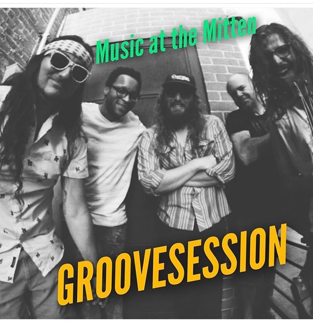 Tonight! Come out and enjoy the jams with us as @groovesessionmusic does what they do best. The kitchen is serving pizzas, the bar is serving pizzas and the bar is serving a peach pineapple sangria. Doors open at 7:00 and music starts around 8:00. #redlands #inlandempire