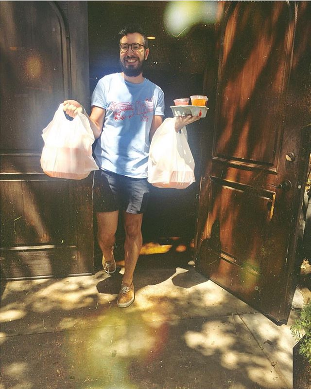 Hey LATM followers, it's Rj. I don't really know how to say this but we've been informed that Lunch at the Mitten is now closed. We've loved serving our Redlands community over the past 5 years and especially appreciate all of our loyal regulars, some of whom have become friends. Thank you to everyone who has supported us and hopefully we'll see you guys around town. If you have any questions feel free to contact our office at mittenbuilding@gmail.com.
