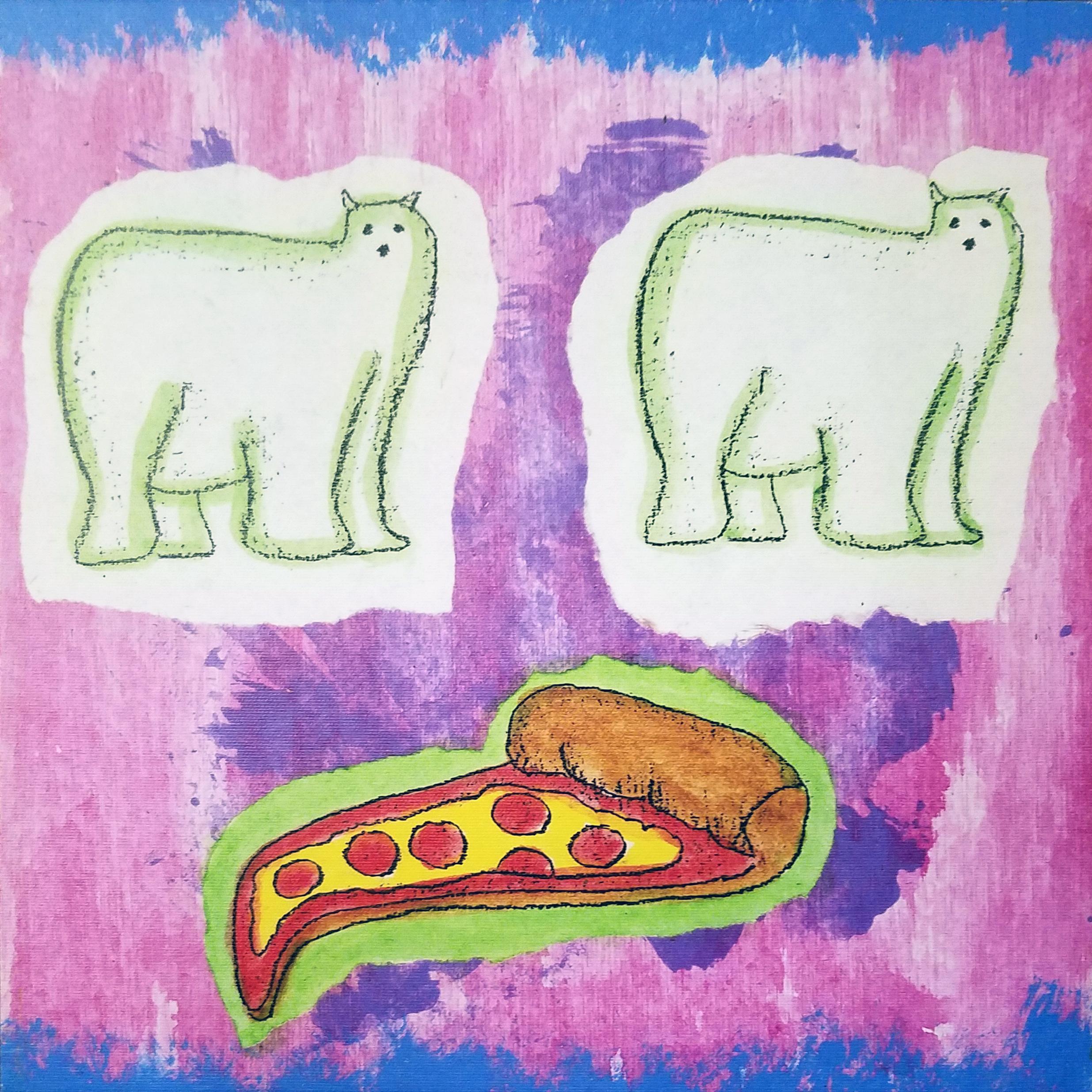 Mark Freeland, Polar Bears and Pizza.jpg
