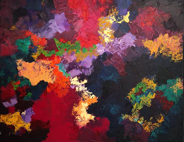 Heather M. Johnson, Ostara, Oil on canvas, 16 x 20 inches, $325.jpg